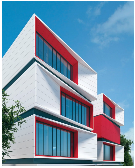 Types of Wall Cladding from Greenlam Clads